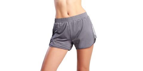 Shorts deportivos para mujer