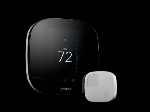 Termostato inteligente Ecobee