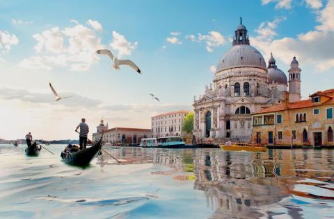 El turismo está expulsando a los nativos de Venecia.