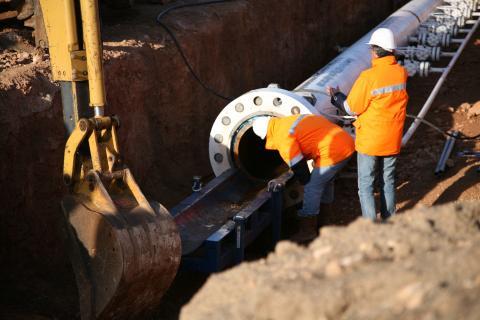 Sonatrach participa del gasoducto de Medgaz con Cepsa
