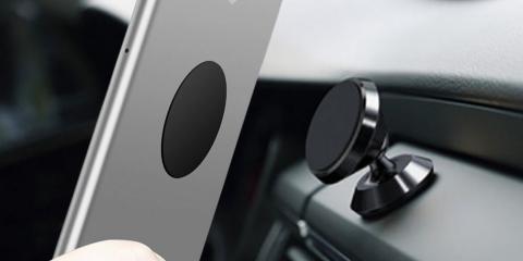 Soporte para smartphone de coche