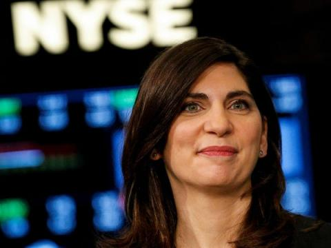 Stacey Cunningham, presidenta, NYSE