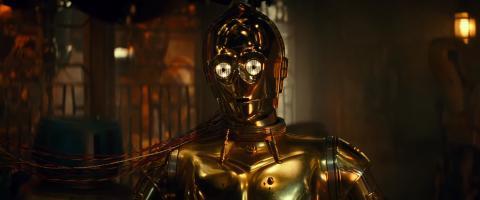Star Wars episodio IX: El ascenso de Skywalker - C-3PO