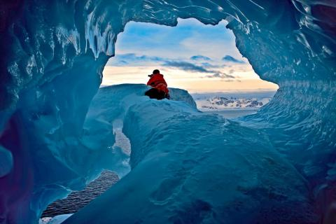 La Antártida no tiene residentes permanentes.