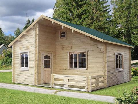 """There's no hard-and-fast rule for what qualifies as a """"tiny"""" home, but they are usually under 500 square feet. They're cheaper options for people who can't afford bigger houses or are simply looking to live the tiny-home lifestyle"""