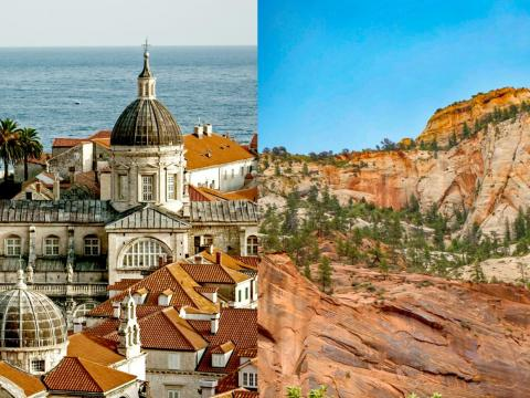 Travel destinations like Croatia and Zion National Park are being negatively impacted by tourism, and some locals have taken steps to deter tourists from visiting.