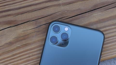 Tres cámaras en el nuevo iPhone