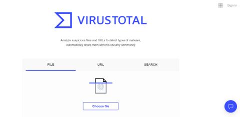 VirusTotal: la mayor base de virus del mundo