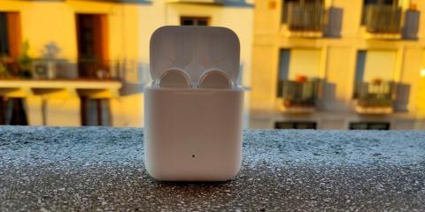 Xiaomi Mi True Wireless Earphones: diseño