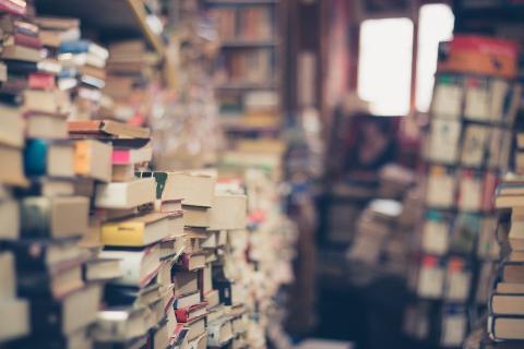 10. Elige libros que te interesen