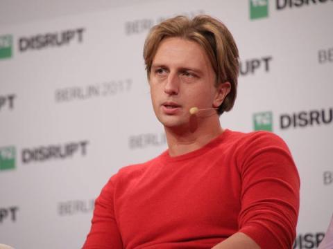 El CEO y fundador de Revolut, Nikolay Storonsky.