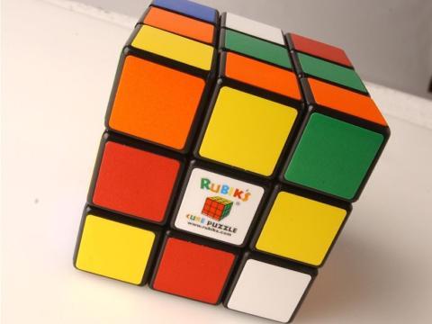 1980: Rubik's Cube