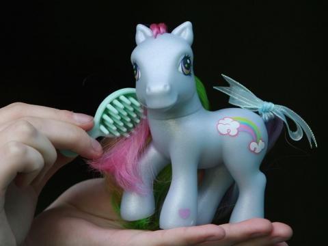 1985: My Little Pony