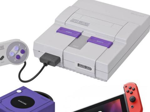 1988: Nintendo