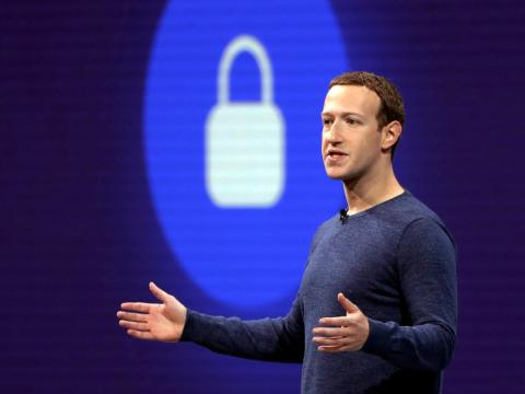 2. More than 540 million Facebook users' data was up for grabs on unprotected servers until April 2019.