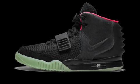 2012: Nike Air Yeezy 2