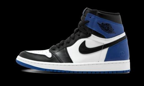 2014: Fragment Design x Air Jordan 1