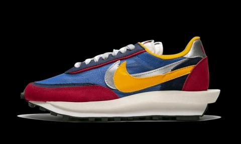 2019: Nike x Sacai LDWaffle