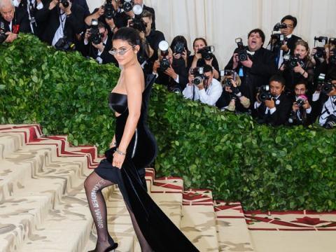 Con 22 años, Kylie Jenner es la millonaria más joven del mundo.