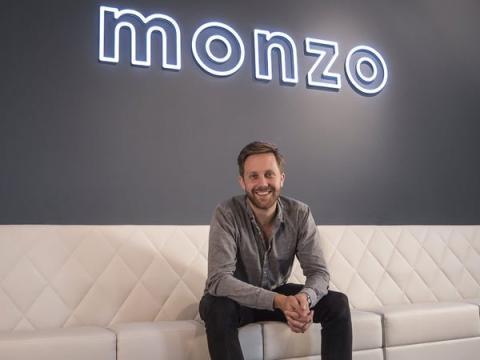 Tom Blomfield, CEO y fundador de Monzo.