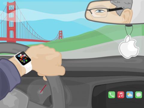 3. Self-driving cars, anyone?