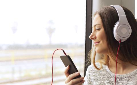 Los 5 mejores móviles para escuchar música que puedes comprar en 2019