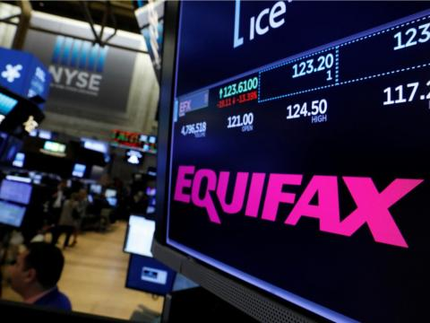 9. A 2017 data breach targeted Equifax, impacting as many as 143 million users.