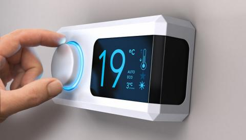 Ahorrar energía con el termostato