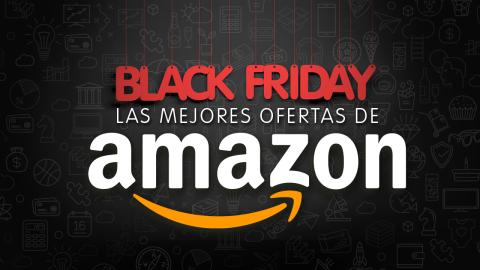 Amazon Black Friday 2019: ofertas en tecnología, móviles, electrónica, gaming, sonido, tv, cámaras y mucho más