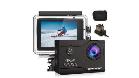 Amazon ofertas del día: cámara deportiva 4K por 39,19 euros (-35%)