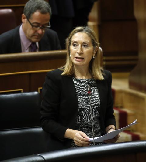 Ana Pastor ministra