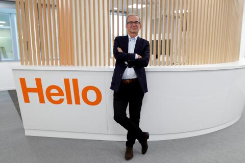 Andre Coisne, CEO de Orange Bank.