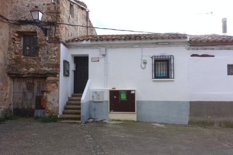 Villaroya es uno de los pueblos con menos habitantes de España.