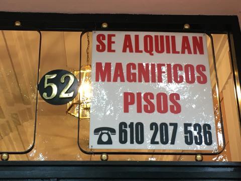Barrio Salamnca: Se alquilan pisos magnificos