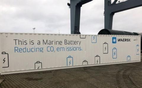 batería eléctrica