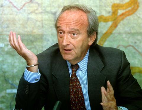 Carlos Westendorp en 1998.
