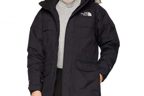 Chaqueta impermeable North Face