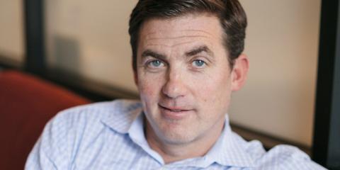 El co-CEO de WeWork Artie Minson.