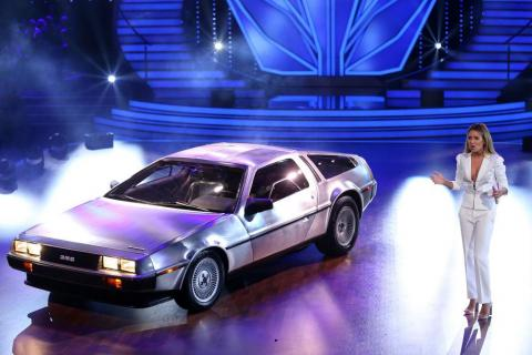 The DMC DeLorean. The infamous brainchild of John DeLorean, the stainless-steel-skinned car that bore his name hit the road for a brief time before a drug bust and financial shenanigans killed the brand. It was renewed by the