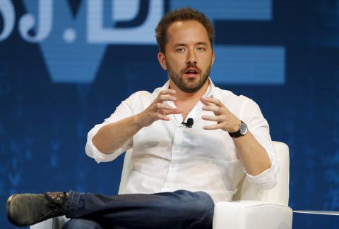 Drew Houston, cofundador de Dropbox