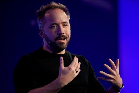 Drew Houston, fundador de Dropbox