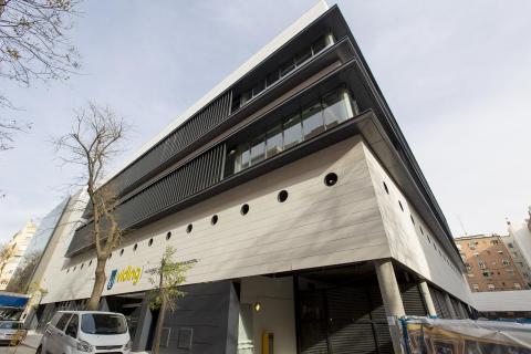 Edificio Viding Alcántara