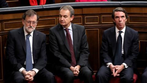 Ex presidentes del Gobierno