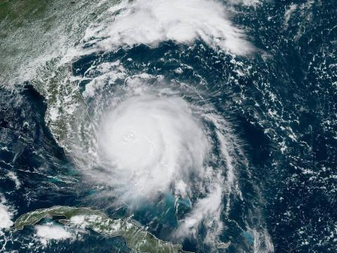 Extra warmth and water means hurricanes will become slower and stronger. In the next decade, we're likely to see more cyclones like Hurricane Dorian, which sat over the Bahamas for nearly 24 hours.