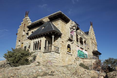La finca de Canto del Pico, antigua propiedad de Francisco Franco.