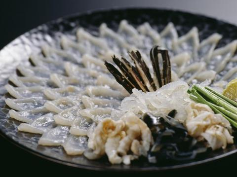 Fugu can be deadly.
