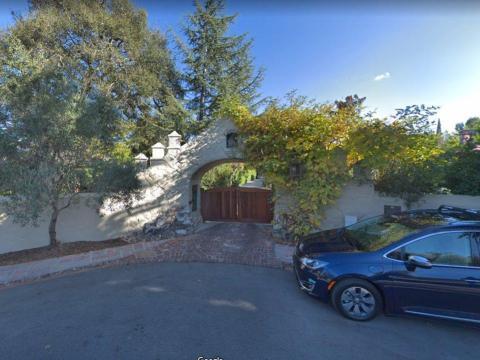 La casa de Larry Page