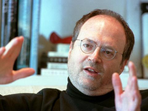 Mickey Drexler como CEO de Gap en 1998.