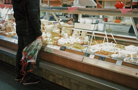 cómo escoger un buen queso