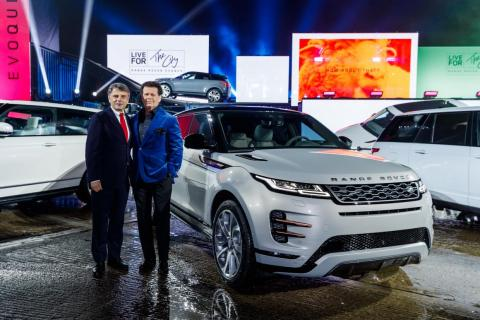 If Elon Musk has an equal for automotive showmanship, it's Land Rover design head Gerry McGovern. He welcomed the scorn for the brand's Evoque SUV, which has gone on to be a top-seller, despite its initially polarizing styling.
